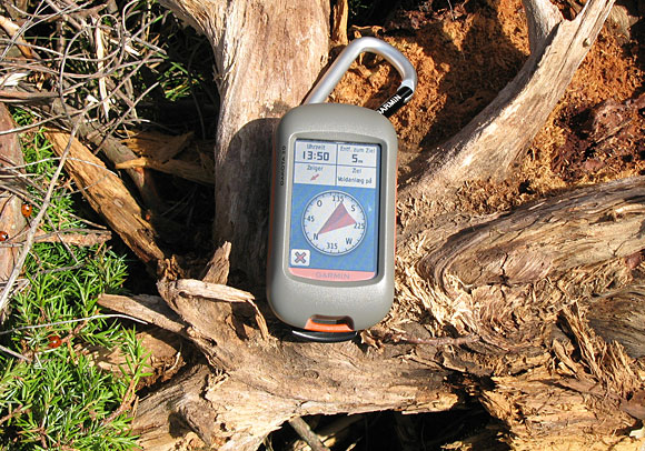 Geocaching: High Tech Schnitzeljagd