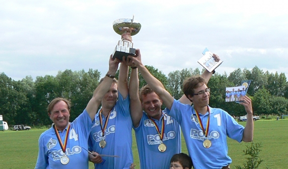 Hannoveraner Polo-Champions