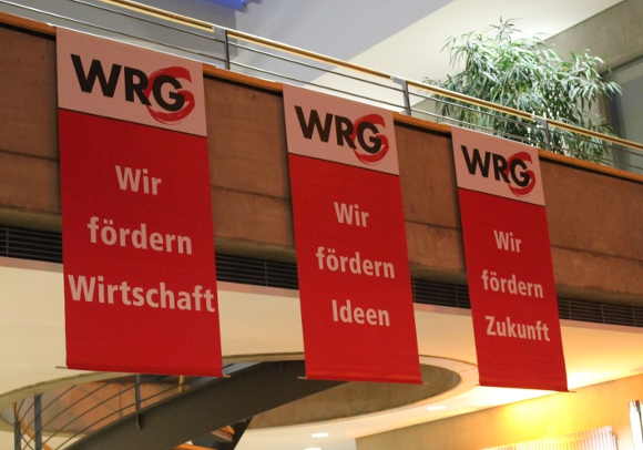 Innovationswerkstatt der WRG